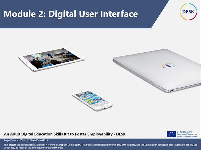 Course Image MODULE 2- Digital User Interfaces